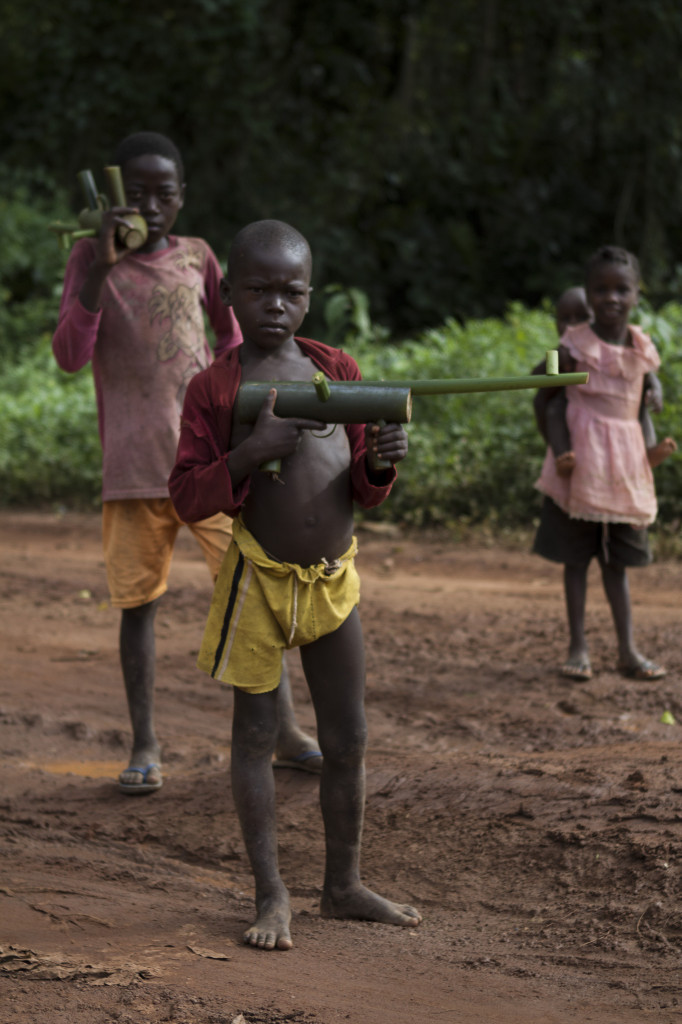 how joseph kony brainwashes child soldiers invisible