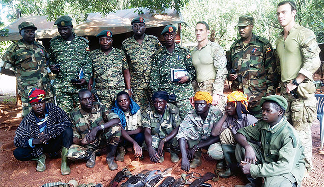 AURTF, US and former LRA